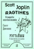 Joplin Scott : Ragtimes. Arranged for accordion ensemble by M. Likhachov
