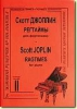 Joplin Scott : Ragtimes for piano. Volume II