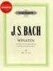 Bach Johann Sebastian : Sonatas for Violin and Keyboard Vol.2
