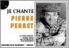 Perret Pierre : Je chante Perret