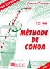 Kokelaere François : Méthode de congas Vol.1