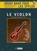 Reynaud Armand / Perrin Yves : Jouez dans tous les styles Vol.1