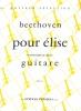 Beethoven Ludwig Van : Lettre à Elise