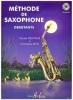 Delangle Claude / Bois Christophe : Méthode de saxophone pour débutants