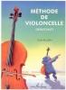 Bourin Odile : Méthode de violoncelle Vol.1 pour débutants