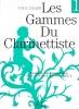 CLARINETTE Methodes : Livres de partitions de musique