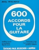Mauray Billy : Accords pour la guitare (600)