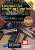 Barrett David : C Harmonica Blues Play-Along Trax