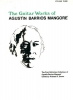 Barrios Mangoré Agustín : GUITAR WORKS VOL.3