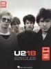 U2 : U2 Singles Easy Guitar Tab