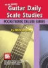 Bay William : Guitar Daily Scale Studies, Pocketbook Deluxe Series