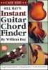 Bay William : Instant Guitar Chord Finder (Case-Size Edition)