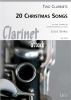 Weihnachtslieder : Christmas Duets for Clarinets