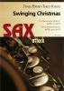 Weihnachtslieder : Swinging Christmas Saxqu.