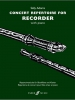 Adams Sally : Concert Repertoire for Recorder