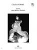 Worms Claude : Pièces pour guitare flamenca (8)