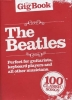 Beatles The : Beatles Gig Book