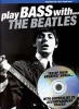 Beatles The : Beatles Play Bass With Tab Cd