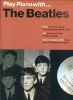 Beatles The : Beatles Play Piano With Cd