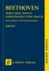 Beethoven Ludwig Van : Trio in C major op. 87 - Variations in C major WoO 28