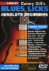 Gill Danny : Lick Library: Danny Gill's Absolute Beginners Blues Licks