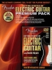 Getting Started On Electric Guitar - Premium Pack