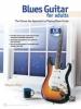 Riker Wayne : Blues Guitar for Adults