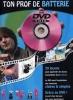 Biello Silvio / Roux Julien : Ton Prof Batterie + Dvd