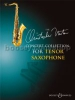 Norton Christopher : Concert Collection for Tenor Saxophone