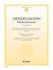Mendelssohn Bartholdy Felix : Wedding March op. 61/9