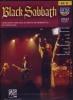 Black Sabbath : Dvd Guitar Play Along Vol.15 Black Sabbath