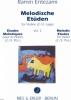 Entezami Ramin : Melodische Etüden Vol. 2