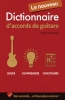 Pain-Hermier Olivier : Le nouveau dictionnaire d'accords de guitare