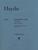 Haydn Franz Josef : Variationen f-moll (Sonate) Hob. XVII:6