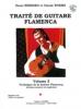 Herrero Oscar / Worms Claude : Traité guitare flamenca Vol.2 - Technique de la guitare flamenca