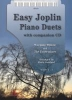 Joplin Scott : Easy Joplin Piano Duet