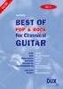 Scherler Beat : Best Of Pop and Rock pour Guitare Classique 11