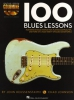 Heussentamn John / Johnson Chad : 100 Blues Lessons