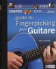 Capone Phil : Guide du Fingerpicking pour Guitare + Cd