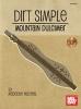 Dirt Simple Mountain Dulcimer: Book/CD Set
