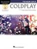 Coldplay : Tenor Saxophone Play-Along: Coldplay