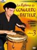 Boissiere Jean-Paul : RYTHMES DU CONGUERO + CD