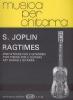 Joplin Scott : RAGTIMES (2) (FODOR)