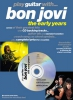 Bon Jovi : Bon Jovi Play Guitar With Early Years Tab Cd