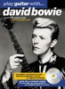 Bowie David : Bowie David Play Guitar With Cd