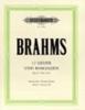 Brahms Johannes : Lieder und Romanzen Op.44 Vol.1