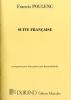 Poulenc Francis : SUITE FRANCAISE
