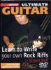 Bull Stuart : Dvd Lick Library Learn To Write You Own Rock Riffs