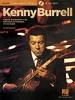 Burrell Kenny : Burrell Kenny Guitar Signature Licks Cd