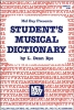 Bye L. Dean : Student's Musical Dictionary